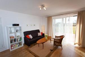 Ferienwohnungen mit Terrasse im Haus mit Grillplatz (280 1) - Dreschvitz