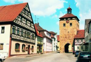 Hotel-Gasthof Krone-Lax - Burghaslach