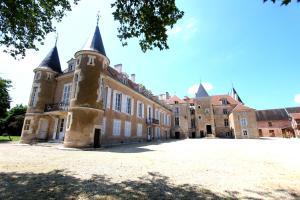 Château d'Island Vézelay, Szállodák  Pontaubert - big - 1
