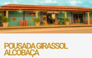 Hostels und Jugendherbergen - Pousada Girassol