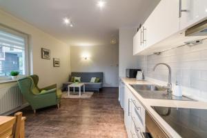 Apartamenty Apartinfo Sadowa, Apartments  Gdańsk - big - 6