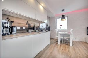 Apartamenty Apartinfo Sadowa, Apartments  Gdańsk - big - 118