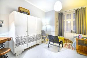 Luxury Retro Apartment City Center WiFi