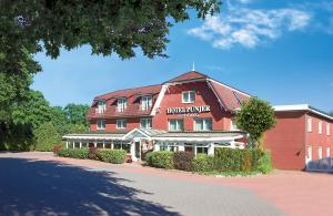 3 hvězdičkový hotel HOTEL PÜNJER Witzhave Německo