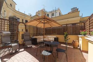 Vatican Luxury Terrace - abcRoma.com