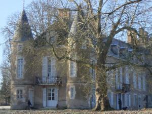 Château d'Island Vézelay, Szállodák  Pontaubert - big - 65