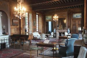 Château d'Island Vézelay, Hotels  Pontaubert - big - 71