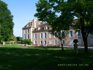 Château d'Island Vézelay, Szállodák  Pontaubert - big - 61
