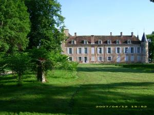 Château d'Island Vézelay, Szállodák  Pontaubert - big - 62