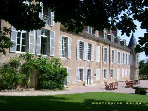 Château d'Island Vézelay, Отели  Pontaubert - big - 49