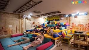 Auberges de jeunesse - goStops Agra