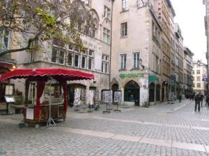 Vieux Lyon Cour Renaissance, Апартаменты  Лион - big - 40