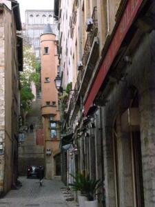 Vieux Lyon Cour Renaissance, Апартаменты  Лион - big - 41