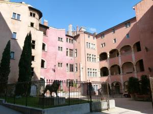 Vieux Lyon Cour Renaissance, Апартаменты  Лион - big - 42