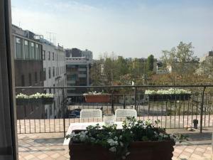 Terrace Apartment Venice 6th Floor Yellow - AbcAlberghi.com