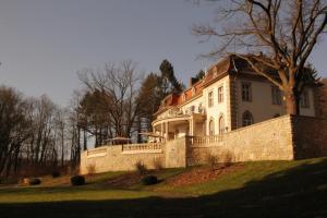 Hotel Villa Altenburg - Dreba