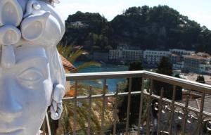 Panoramic Apartments Taormina Mazzarò, Appartamenti  Taormina - big - 22