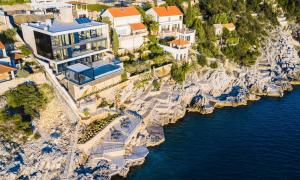 Stikovica Villa Sleeps 14 Pool Air Con WiFi