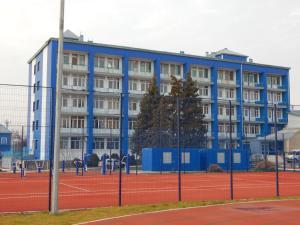 """гостиница """"Спортивная"""" - Krasnyy Oktyabr'"""