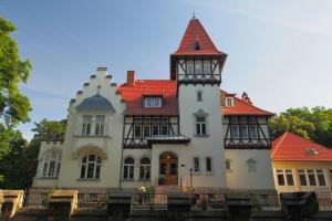 Hotel Schlossvilla Derenburg - Halberstadt