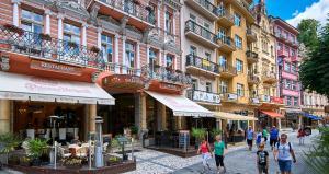 Salvator Hotel - Karlovy Vary