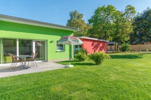 Ferienhaus Karree 05 - Ahlimbswalde