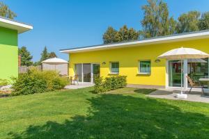 Ferienhaus Karree 09 _ Barrierefrei - Ahlimbswalde