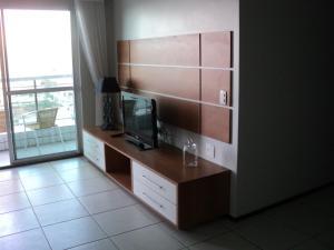 Terraços do Atlântico - Fort Apart, Apartmány  Fortaleza - big - 21