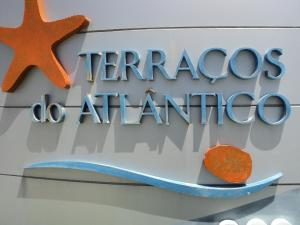 Terraços do Atlântico - Fort Apart, Apartmány  Fortaleza - big - 12