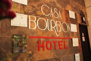 Albergues - Casa Bourbon Hotel