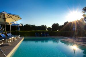 Cortona Resort & Spa - Villa Aurea, Hotels  Cortona - big - 48