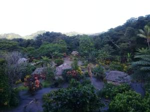 Volcano Nostrils Garden View Tree House