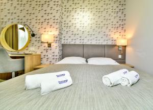 Akces Medical Fit & Spa, Курортные отели  Дзвижино - big - 3