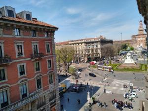 3 Appartamenti Lusso Milano Centro Duomo Castello - AbcAlberghi.com
