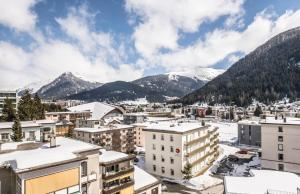 Central Swiss Quality Apartments - Davos