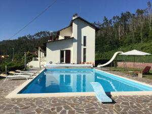 Villa Mara Riccò Del Golfo Di Spezia Italy J2ski