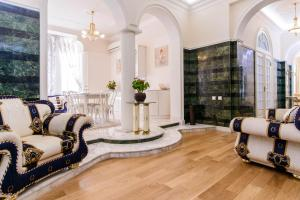 Apartmán Moscow-city premium flat 190 sqm Moskva Rusko