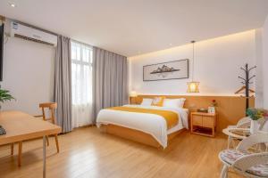 Nineteen Apartment Hotel Guangzhou, Apartments  Guangzhou - big - 26