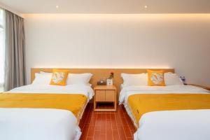 Nineteen Apartment Hotel Guangzhou, Apartments  Guangzhou - big - 6
