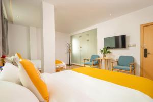 Nineteen Apartment Hotel Guangzhou, Apartments  Guangzhou - big - 8