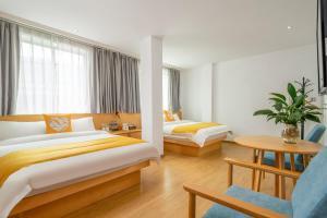Nineteen Apartment Hotel Guangzhou, Apartments  Guangzhou - big - 2