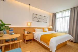 Nineteen Apartment Hotel Guangzhou, Apartments  Guangzhou - big - 12