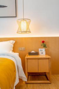 Nineteen Apartment Hotel Guangzhou, Apartments  Guangzhou - big - 18