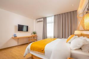 Nineteen Apartment Hotel Guangzhou, Apartments  Guangzhou - big - 22