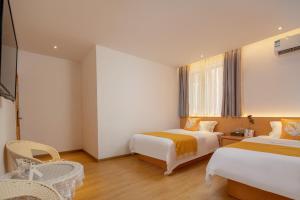 Nineteen Apartment Hotel Guangzhou, Apartments  Guangzhou - big - 31