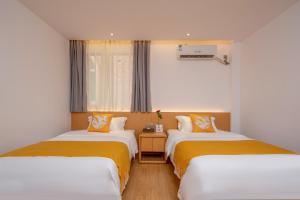 Nineteen Apartment Hotel Guangzhou, Apartments  Guangzhou - big - 28