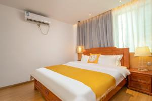 Nineteen Apartment Hotel Guangzhou, Apartments  Guangzhou - big - 41