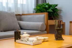 Nineteen Apartment Hotel Guangzhou, Apartments  Guangzhou - big - 44
