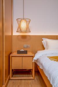 Nineteen Apartment Hotel Guangzhou, Apartments  Guangzhou - big - 49