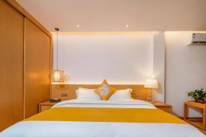 Nineteen Apartment Hotel Guangzhou, Apartments  Guangzhou - big - 47